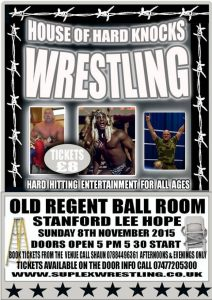 Wrestling - Fun for all the family. @ The Old Regent Ballroom | Stanford-le-Hope | United Kingdom