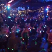 Clubbercise Launch night at the Old Regent Ballroom