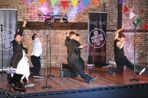 The Take That Experience at The Old Regent @ The Old Regent | Stanford-le-Hope | United Kingdom