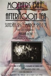 Sold Out - Mother's Day Afternoon Tea and Entertainment @ The Old Regent | England | United Kingdom