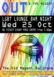 LGBT+ Lounge Bar Night at The Old Regent @ The Old Regent | England | United Kingdom