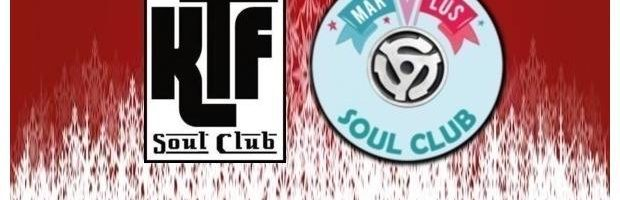 KTF Soul Club Christmas Party. Northern Soul