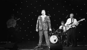 Jared Lee is Elvis Tribute Night @ The Old Regent | England | United Kingdom