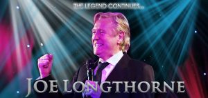 Joe Longthorne with the Band @ The Old Regent