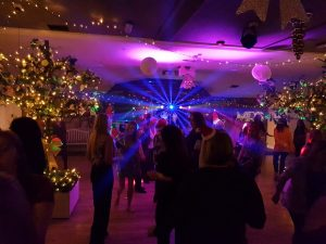 Upstairs Christmas Party Friday 6th December with DJ and Buffet @ The Old Regent